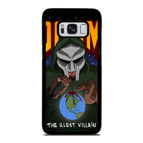 DANIEL DUMILE MF DOOM #1 Samsung Galaxy S8 Case