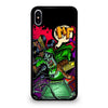 DANIEL DUMILE MF DOOM #2 iPhone XS Max Case