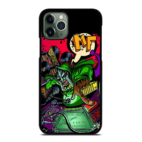DANIEL DUMILE MF DOOM #2 iPhone 11 Pro Max Case