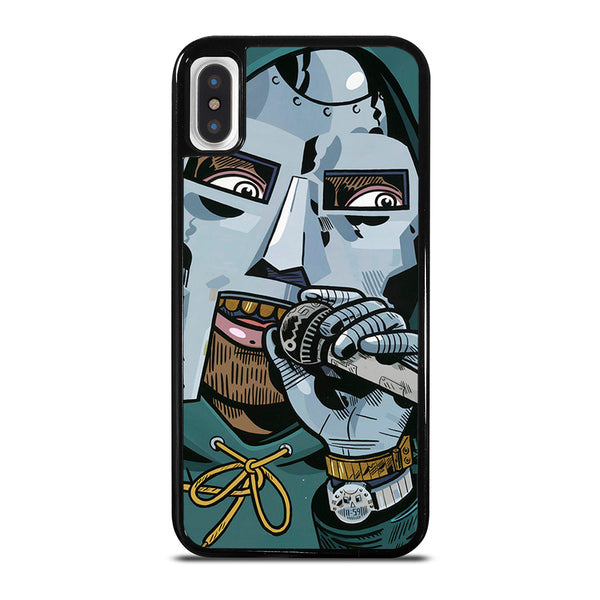 DANIEL DUMILE MF DOOM iPhone X / XS Case