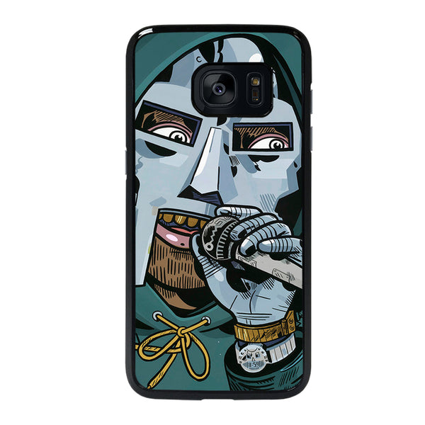 DANIEL DUMILE MF DOOM Samsung galaxy s7 edge Case