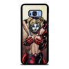 DEADPOOL HARLEY QUINN #2 Samsung Galaxy S8 Plus Case