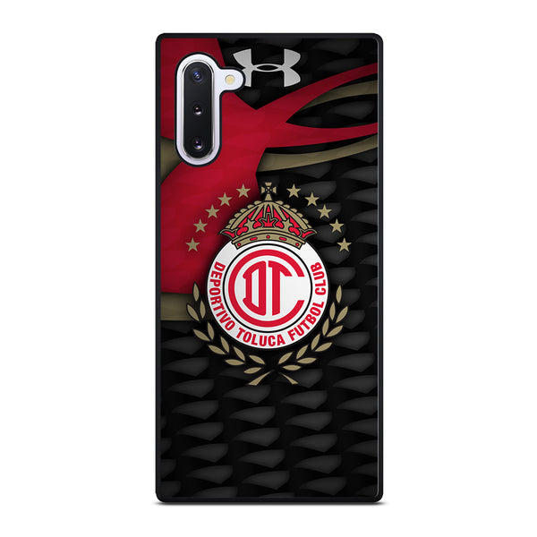DEPORTIVO TOLUCA UNDER ARMOUR Samsung Galaxy Note 10 Case