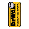 DEWALT GUARANTEED TOUGH #2 iPhone 11 Case