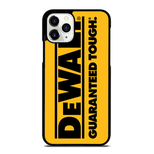 DEWALT GUARANTEED TOUGH #2 iPhone 11 Pro Case