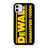 DEWALT GUARANTEED TOUGH iPhone 11 Case