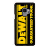 DEWALT GUARANTEED TOUGH Samsung Galaxy S9 Case