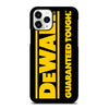 DEWALT GUARANTEED TOUGH iPhone 11 Pro Case