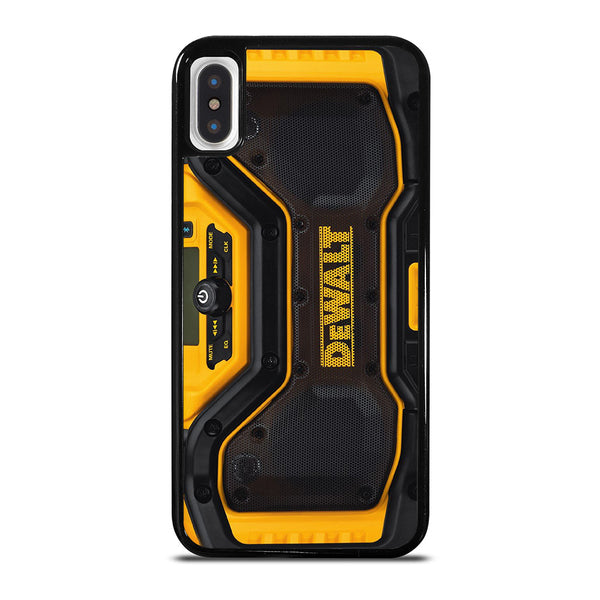 DEWALT JOBSITE RADIO iPhone X / XS Case