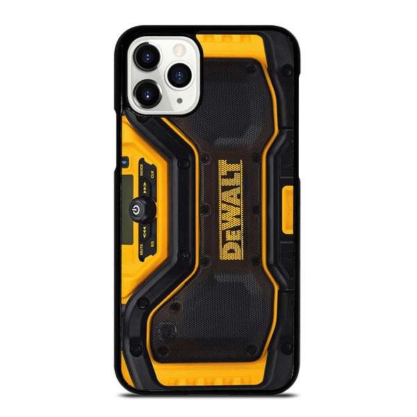 DEWALT JOBSITE RADIO iPhone 11 Pro Case