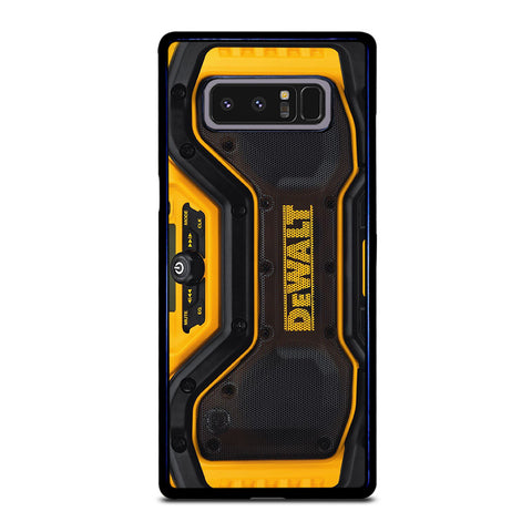 DEWALT JOBSITE RADIO Samsung Galaxy Note 8 Case