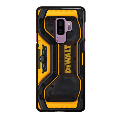 DEWALT JOBSITE RADIO Samsung Galaxy S9 Plus Case