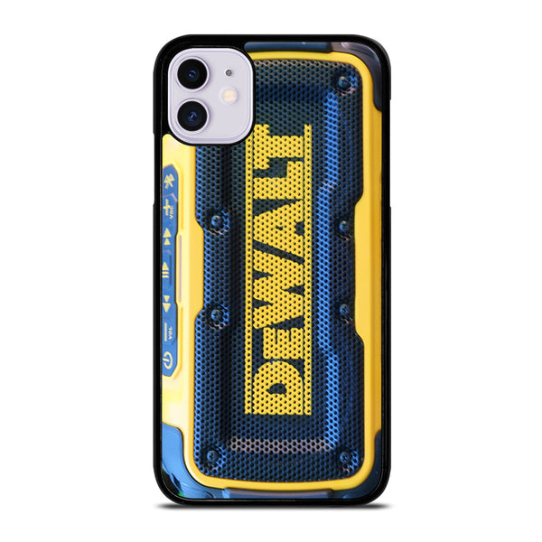 DEWALT JOBSITE SPEAKER iPhone 11 Case