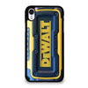 DEWALT JOBSITE SPEAKER iPhone XR Case