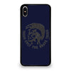 DIESEL ONLY BRAVE iPhone XS Max Case