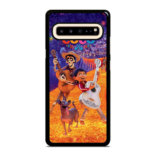 DISNEY COCO GUITAR #1 Samsung Galaxy S10 5G Case