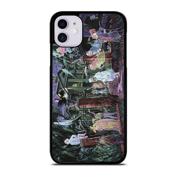 DISNEY HAUNTED MANSION #2 iPhone 11 Case