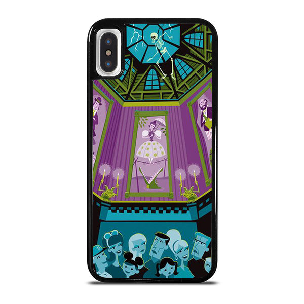 DISNEY HAUNTED MANSION STRETCHING iPhone X / XS Case