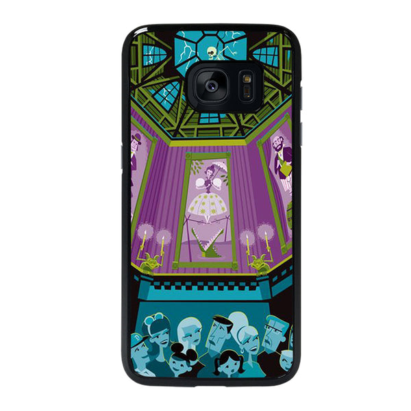 DISNEY HAUNTED MANSION STRETCHING Samsung galaxy s7 edge Case