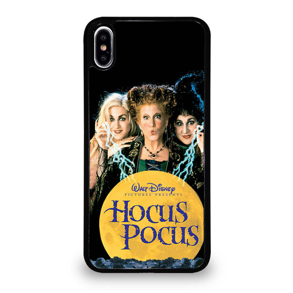 DISNEY HOCUS POCUS #2 iPhone XS Max Case