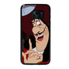 DISNEY PETER PAN CAPTAIN HOOK #1 Samsung galaxy s7 edge Case
