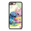 DISNEY STITCH AND GIRLFRIEND iPhone 7 / 8 Plus Case