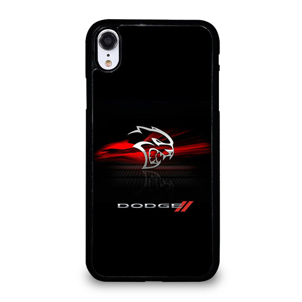 DODGE CAR DEMON LOGO #1 iPhone XR Case