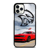 DODGE CAR DEMON LOGO RED #2 iPhone 11 Pro Case