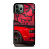 DODGE CAR DEMON LOGO RED iPhone 11 Pro Max Case