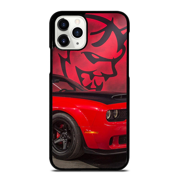 DODGE CAR DEMON LOGO RED iPhone 11 Pro Case
