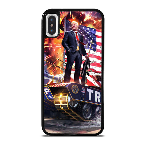 DONALD TRUMP iPhone X / XS Case