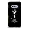 DRAGON BALL Z VEGETA QUOTE 1 Samsung Galaxy Case