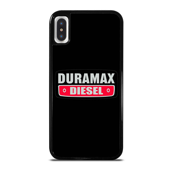 DURAMAX DIESEL LOGO iPhone X / XS Case