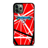 EDDIE VAN HALEN GUITAR iPhone 11 Pro Max Case
