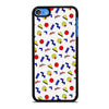EMMA CHAMBERLAIN PATTERN iPod Touch 7 Case