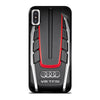 ENGINE AUDI SPORTS #1 iPhone X / XS Case