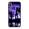 FAIRY PURPLE MOON iPhone X / XS Case
