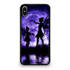 FAIRY PURPLE MOON iPhone XS Max Case