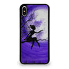 FAIRY PURPLE MOON #4 iPhone XS Max Case