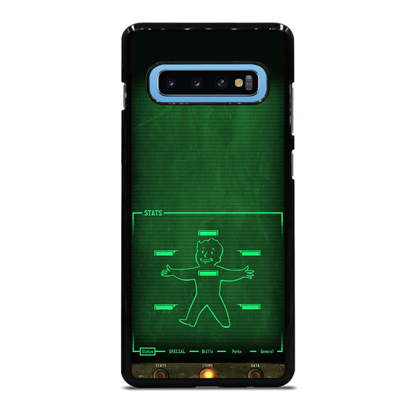 FALLOUT PIP BOY 3000 2 Samsung Galaxy S10 Plus Case