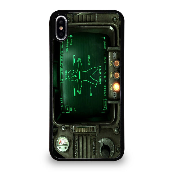 FALLOUT PIP BOY 3000 iPhone XS Max Case