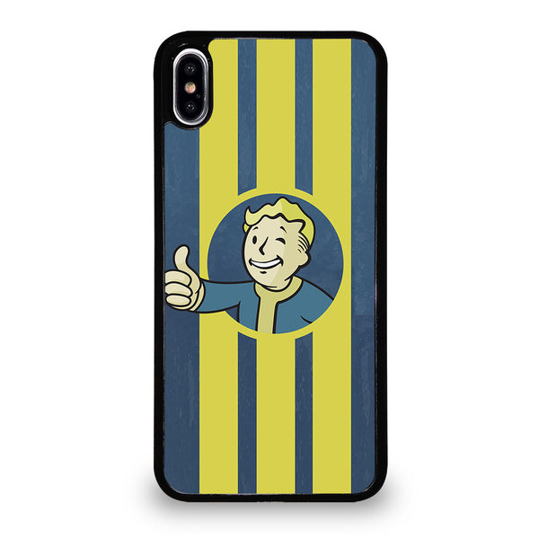FALLOUT VAULT BOY iPhone XS Max Case