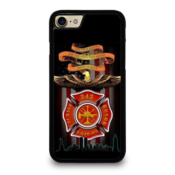FIREFIGHTER QUOTES FIRE DEPT iPhone 7 / 8 Case