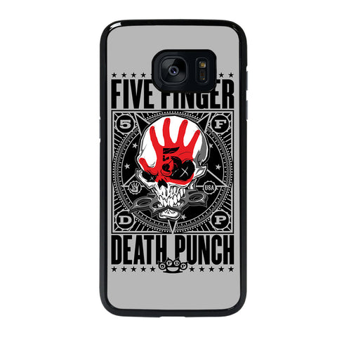 FIVE FINGER DEATH PUNCH #2 Samsung galaxy s7 edge Case