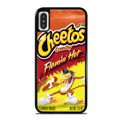 FLAMIN HOT CHEETOS iPhone X / XS Case