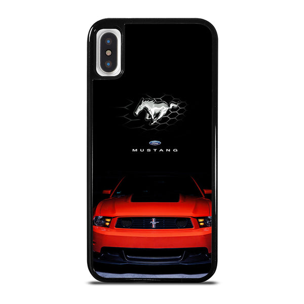 FORD MUSTANG #1 iPhone X / XS Case