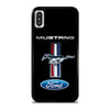 FORD MUSTANG LOGO iPhone X / XS Case