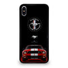FORD MUSTANG RED iPhone XS Max Case