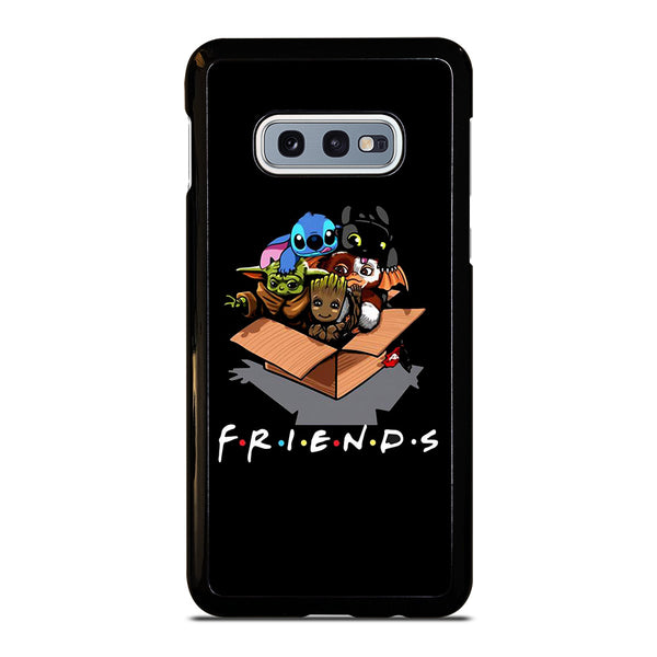 FRIENDS BABY YODA GROOT STITCH Samsung Galaxy S10 e Case