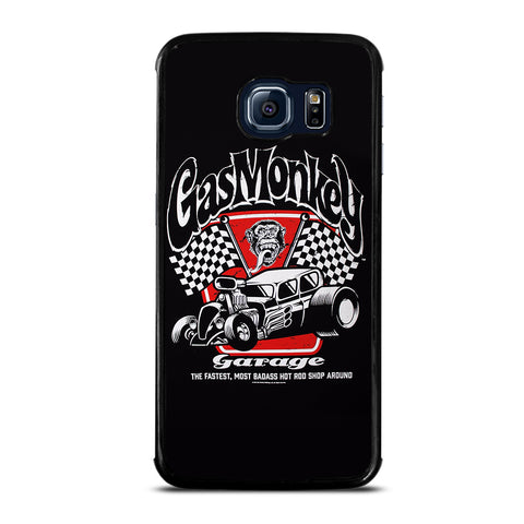 GAS MONKEY GARAGE #2 Samsung Galaxy S6 Edge Case